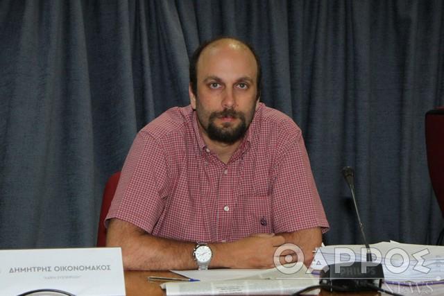 Για τo μνημόνιο συνεργασίας του Δήμου Καλαμάτας με το υπουργείο Προστασίας του Πολίτη