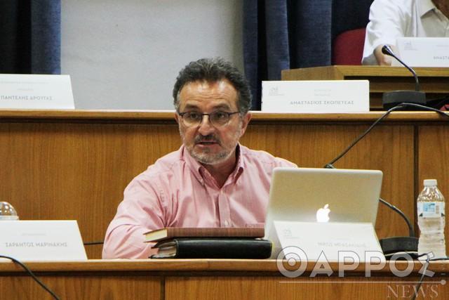 Νίκος Μπασακίδης: Ο δρόμος έχει τη δική του ιστορία…