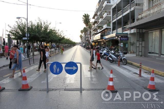 Ζήτησε υπογραφές ο Βασιλόπουλος για να τροποποιήσει ή να αποσύρει τα μέτρα στη Ναυαρίνου