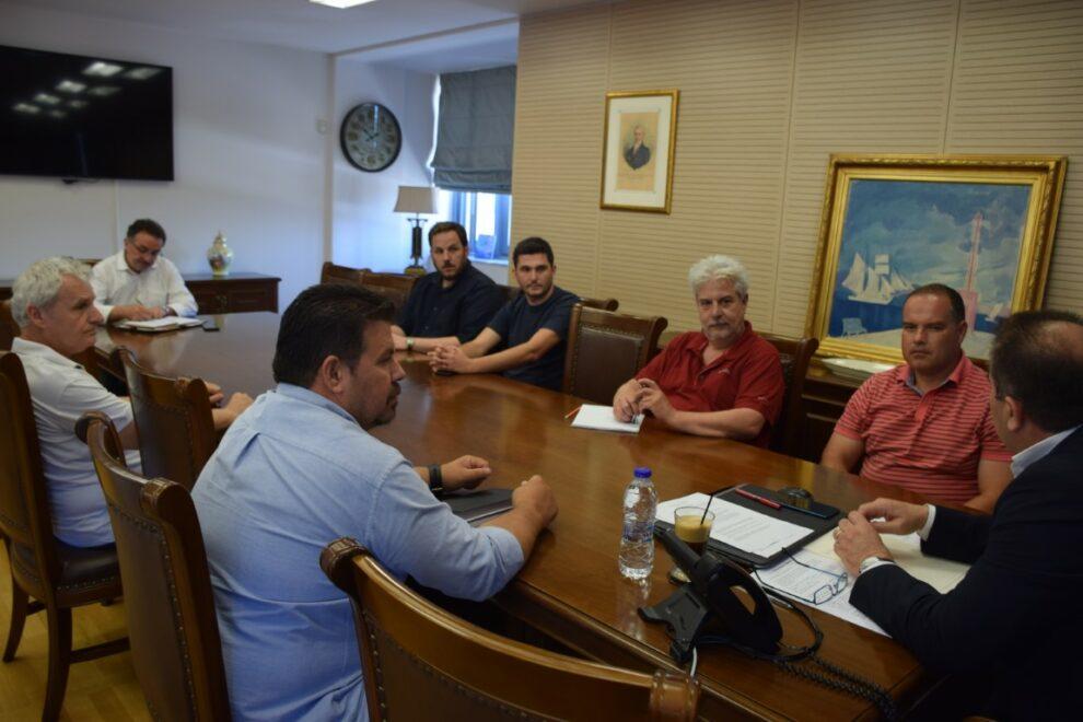 Εποικοδομητική συνεργασία  Δήμου Καλαμάτας- Πανεπιστημίου Πελοποννήσου