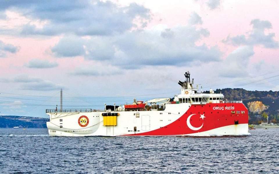 Τουρκικές έρευνες στο Καστελόριζο – Επιφυλακή στις ένοπλες δυνάμεις