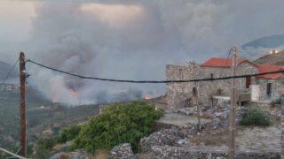 Β. Καπέλιος: «Ανυπόστατα και ψευδή όσα αναφέρονται για τις πυρκαγιές σε Μάνη και Κύθηρα το 2017»
