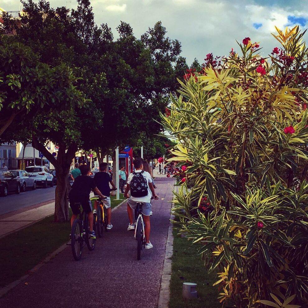 Φακούς ποδηλάτου θα μοιράσει ο Δήμος Καλαμάτας