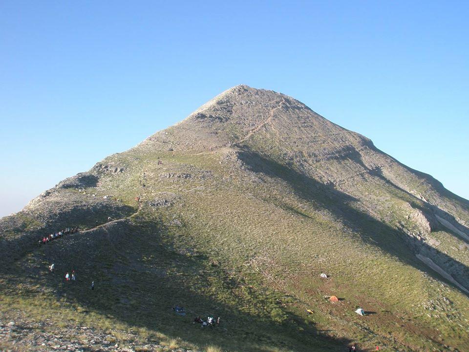 Διήμερη ορειβατική εξόρμηση στην κορυφή του Προφήτη Ηλία Ταϋγέτου