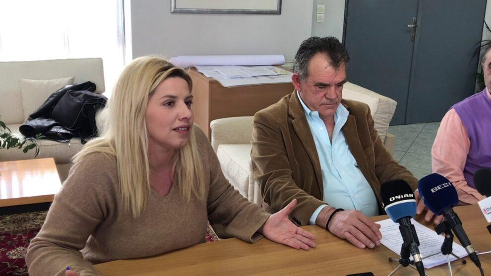 Ανεξαρτητοποιήθηκαν και επίσημα Τσώνης και Παναγοπούλου στο Δημοτικό Συμβούλιο Μεσσήνης