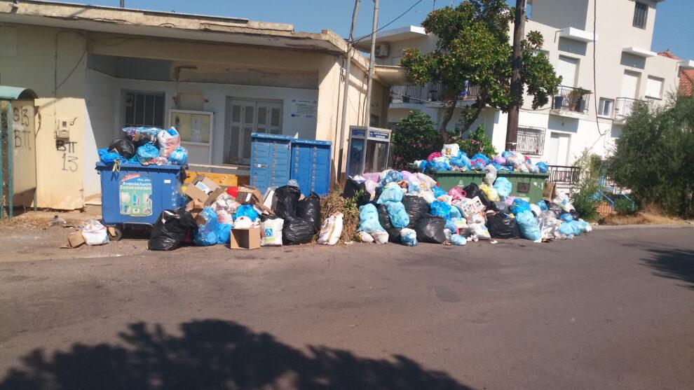 Διαμαρτυρίες και οργή από κατοίκους της Δυτικής Μάνης για σκουπίδια και νερό