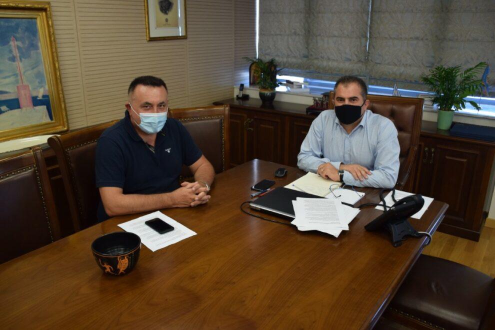 Δράσεις υγείας και άσκησης από το δήμο Καλαμάτας σε συνεργασία με τον Καθηγητή Παθολογίας Παναγιώτη Χαλβατσιώτη