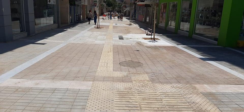Προσωρινές κυκλοφοριακές ρυθμίσεις στη Νέδοντος