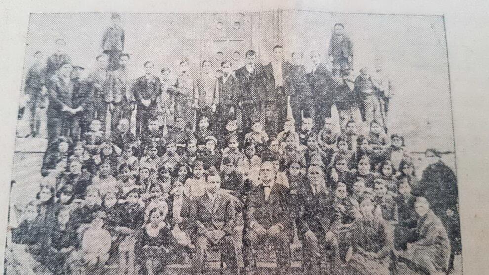 «ΘΑΡΡΟΣ» 7 Απριλίου 1938: Κοντά στους αναλφαβήτους της νυκτερινής μας σχολής