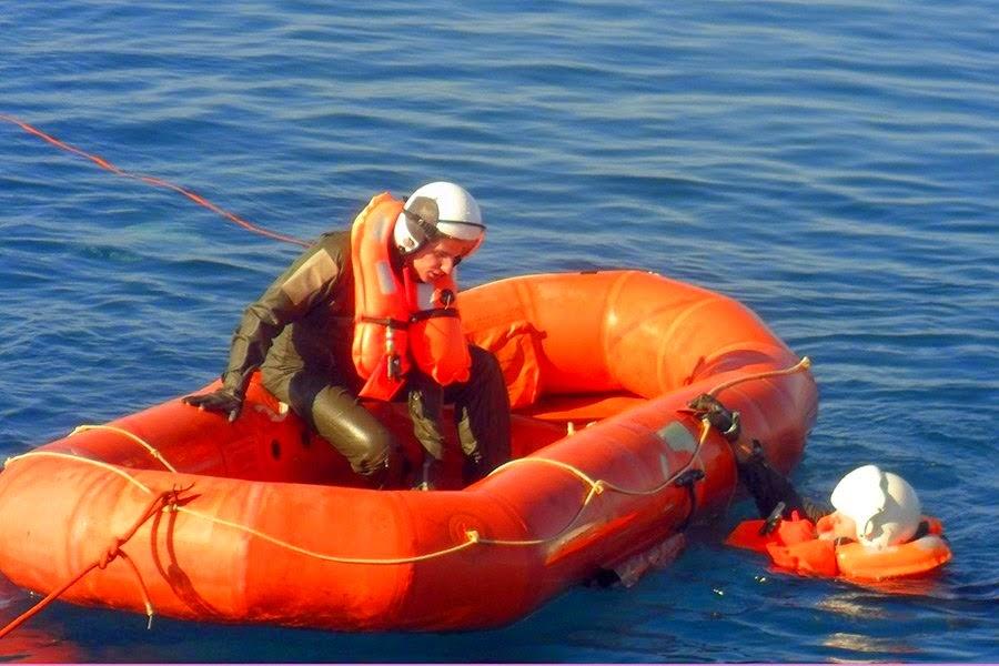Δέσμευση θαλάσσιου χώρου στο Μεσσηνιακό για εκπαίδευση της Πολεμικής Αεροπορίας