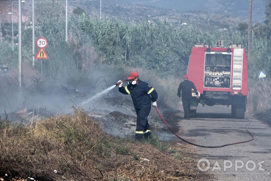 Πυροσβέστες Πελοποννήσου:  Οι επιφυλακές να πληρώνονται ως υπερωρίες