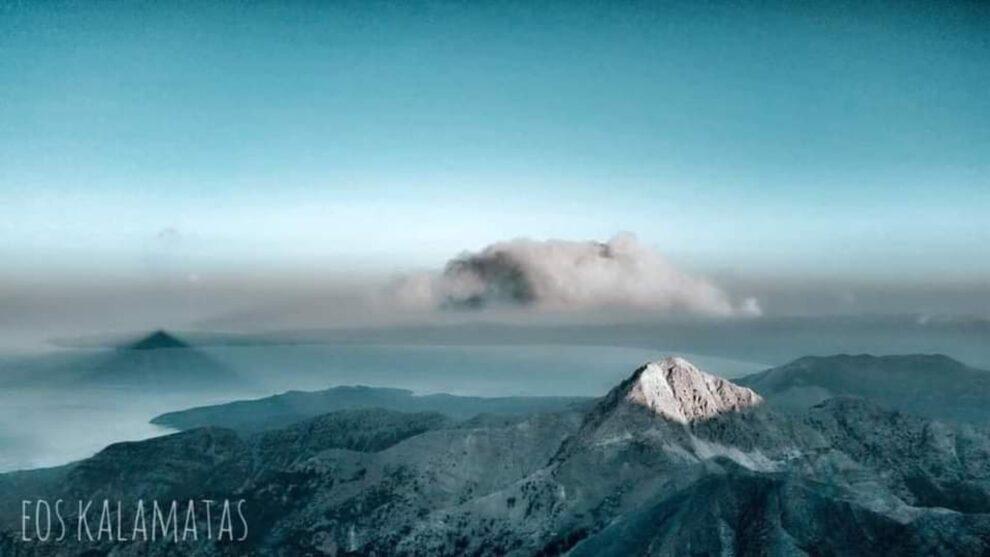 Νυχτερινή ανάβαση στον Ταΰγετο με Ορειβατικό Σύλλογο Καλαμάτας