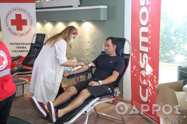 Αιμοδοσία Ε.Ε.Σ.: Μεγάλη ανταπόκριση αλλά οι ανάγκες παραμένουν τεράστιες
