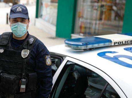 Περιφέρεια Πελοποννήσου: Στις 852 οι συλλήψεις από την Αστυνομία τον Ιούλιο