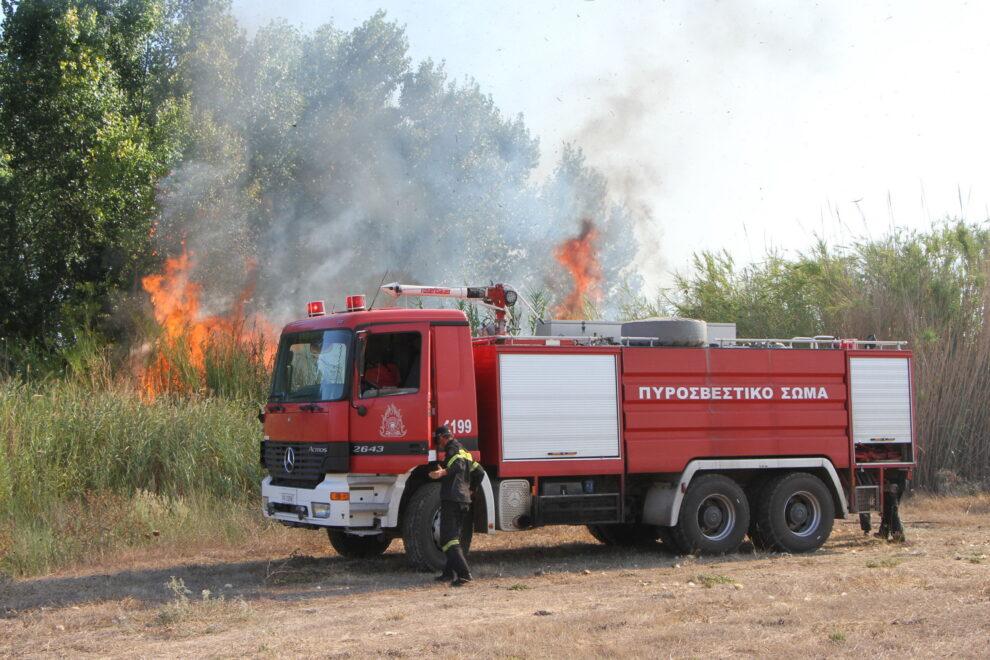 Κρίσιμη περίοδος για φωτιές…