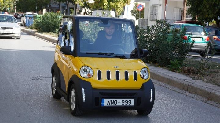 ΥΠΕΝ: Όλα τα βήματα για την αίτηση επιδότησης αγοράς ηλεκτρικού οχήματος
