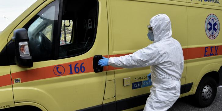 Κορωνοϊός: 98 ακόμα θάνατοι, 612 διασωληνωμένοι και 1.667 νέα κρούσματα στη χώρα