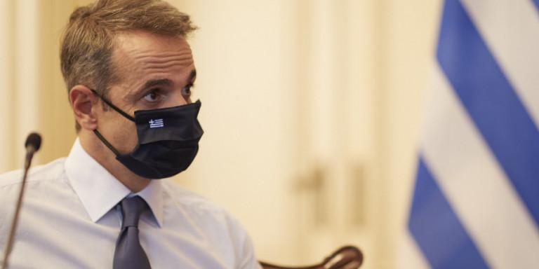 Κυριάκος Μητσοτάκης: «Το εθνικό μας εμβόλιο που δεν είναι άλλο από το φιλότιμό μας»
