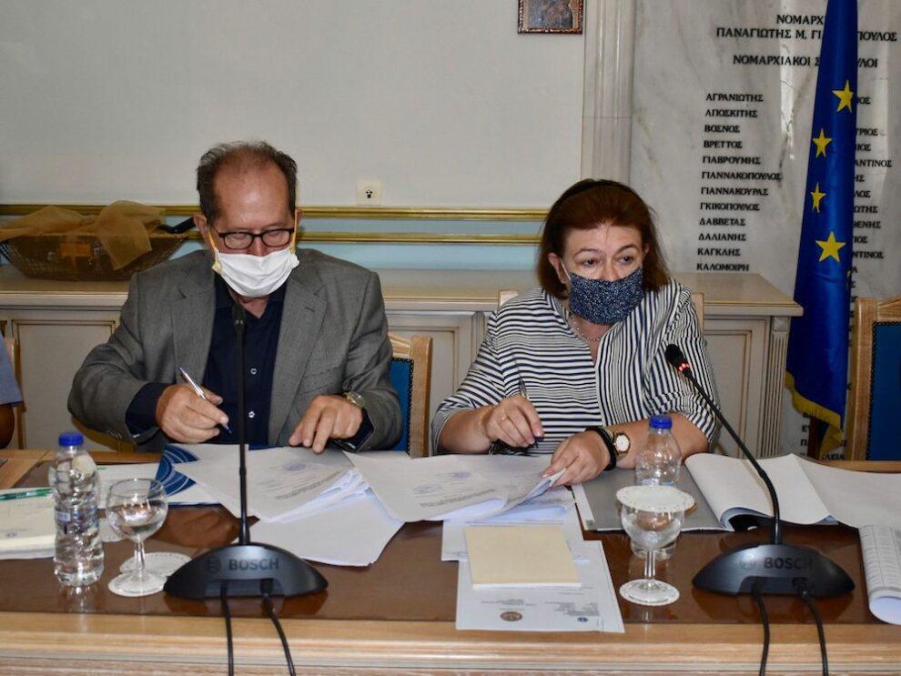 Υπογράφτηκε προγραμματική σύμβαση για την επισκευή του Κάστρου της Κορώνης