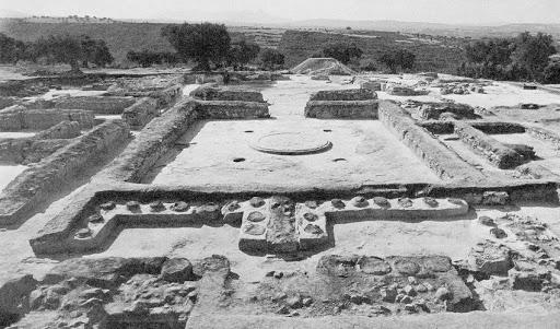 «ΘΑΡΡΟΣ» 19 Ιανουαρίου 1938: Ανευρέθη θησαυρός αρχαίου τάφου Μυκηναϊκής Εποχής παρά τα Σωτηριάνικα