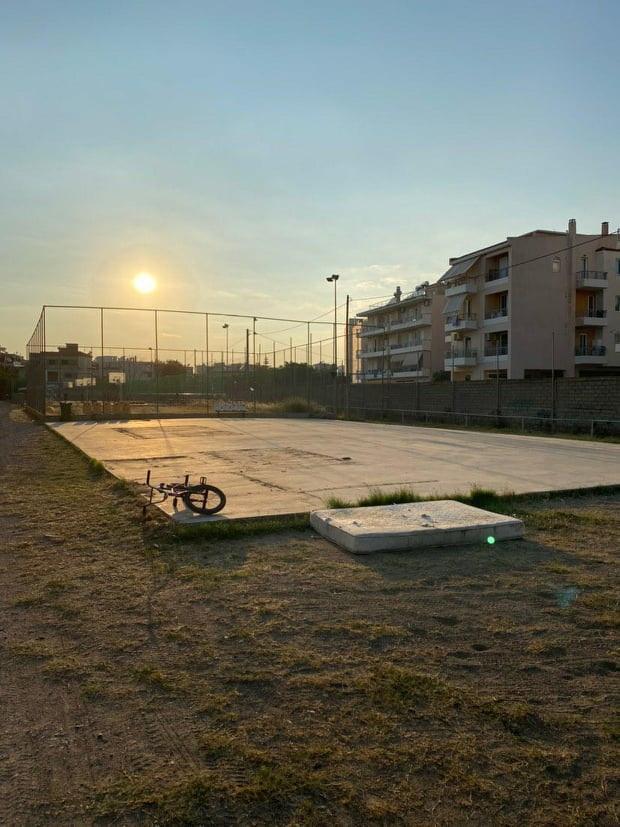 Εξαφανίστηκε  το skatepark από το Στάδιο