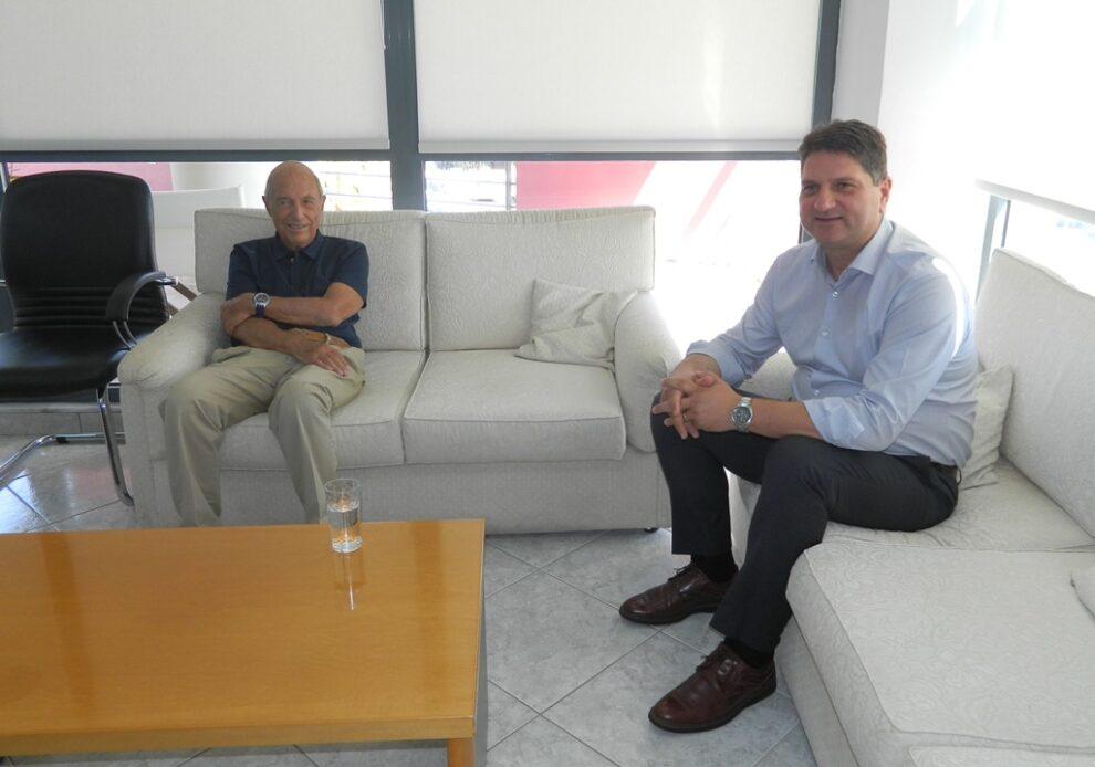 Ο Δήμος Μεσσήνης για την επίσκεψη Σημίτη στο δημαρχείο