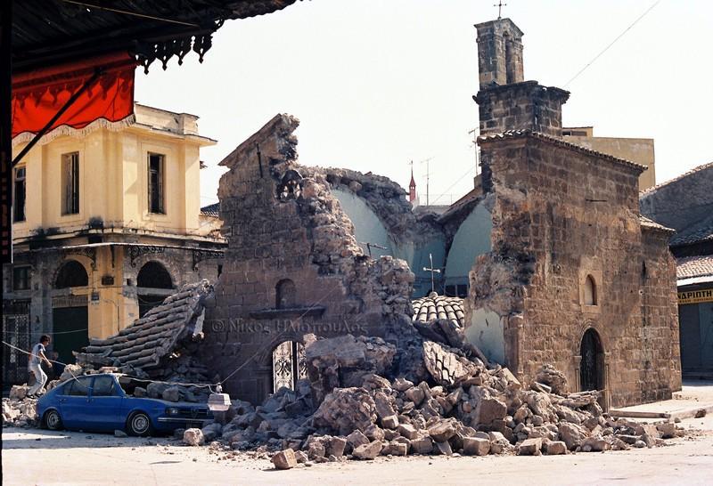 13 Σεπτεμβρίου 1986: Η μέρα που άλλαξε την Καλαμάτα