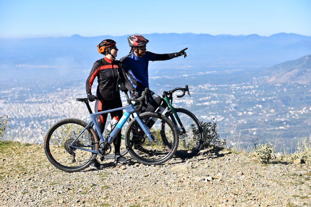 Jeroboam Kalamata Gravel Challenge:  Μια μοναδική εμπειρία με ποδήλατο