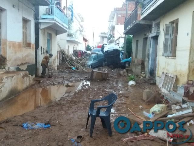 Καλαμάτα: Σοβαρές ελλείψεις στις  αντιπλημμυρικές υποδομές της πόλης