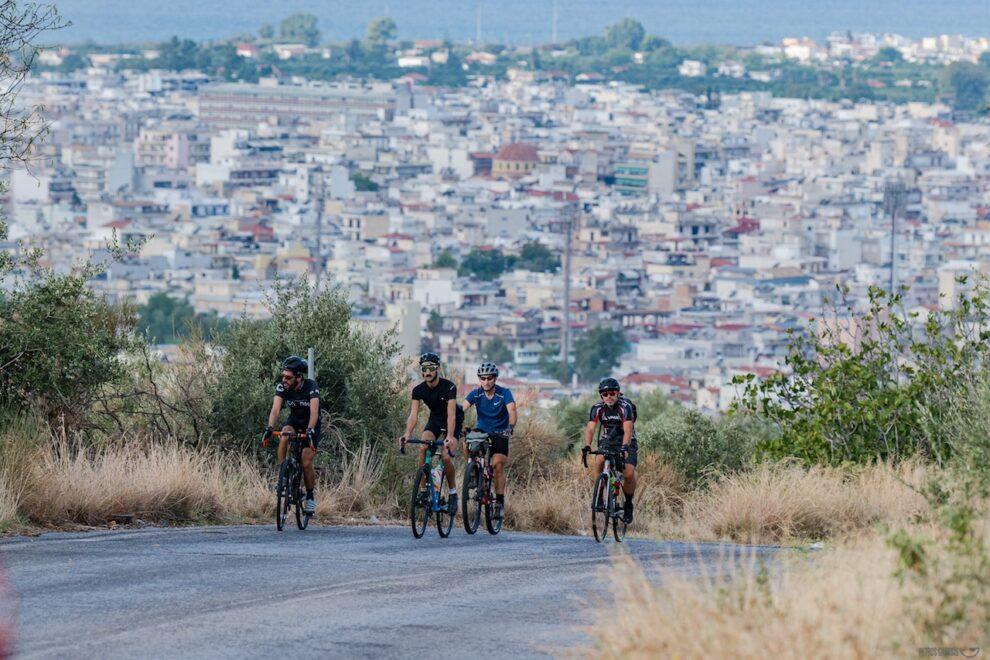 Καλαμάτα: Επιτυχημένη ποδηλατική γιορτή  για την πόλη και… το βουνό!