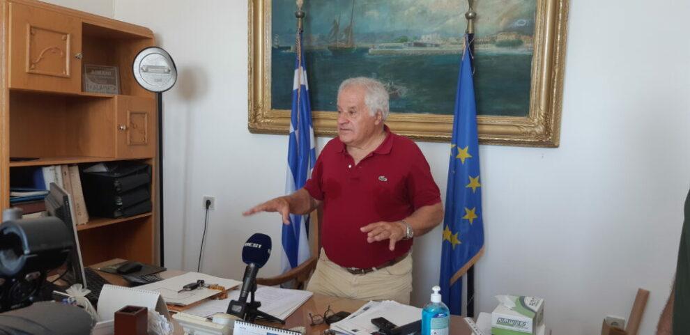 Ο Κώστας Αθανασόπουλος νέος πρόεδρος της ΔΕΥΑΚ