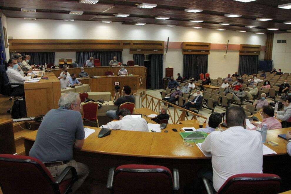 COVID και Δημοτικό Συμβούλιο Καλαμάτας