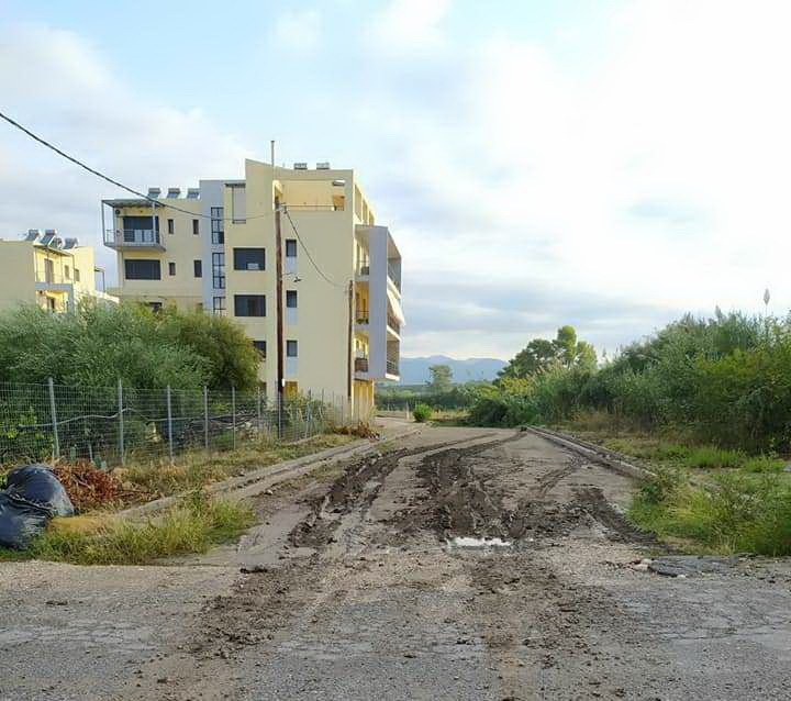 Κυπαρισσία: Μήνες αναμένουν ασφαλτόστρωση  δρόμου στην Αποβάθρα…