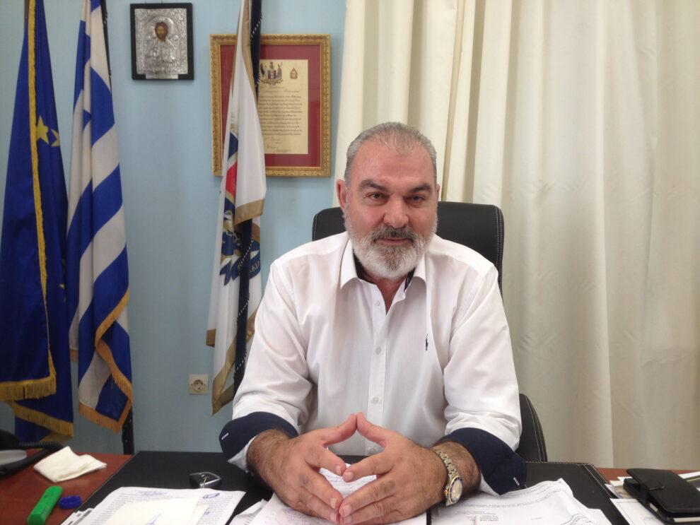 Συγγνώμη Λεβεντάκη για τις διακοπές νερού στην Κυπαρισσία