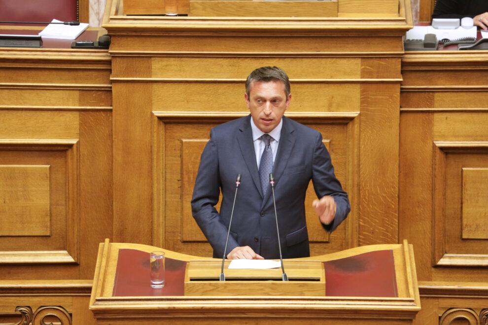 Περικλής Μαντάς: «Κόλαφος για την κυβέρνηση ΣΥΡΙΖΑ τα υπομνήματα προς το ΣτΕ για ΠΟΠ Ελιά Καλαμάτας»