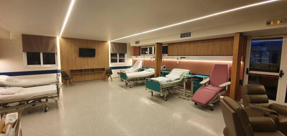 Νοσοκομείο Καλαμάτας: Ολοκληρώθηκαν οι εργασίες αναβάθμισης  της Μονάδας Μεσογειακής Αναιμίας