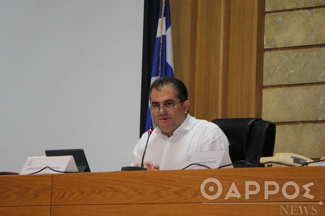 Ο δήμαρχος Καλαμάτας για το άνοιγμα των σχολείων
