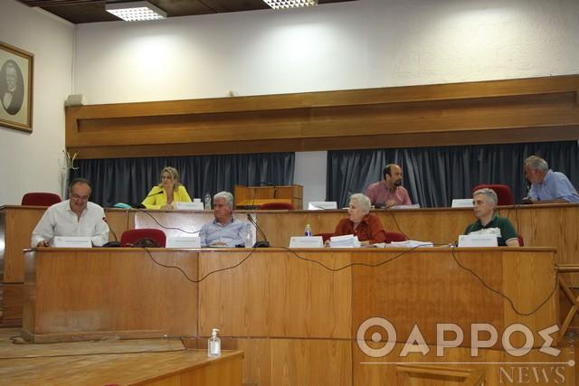 Η εισήγηση των μειοψηφιών του Δημοτικού Συμβουλίου Καλαμάτας για τα αρχαία της Υπαπαντής