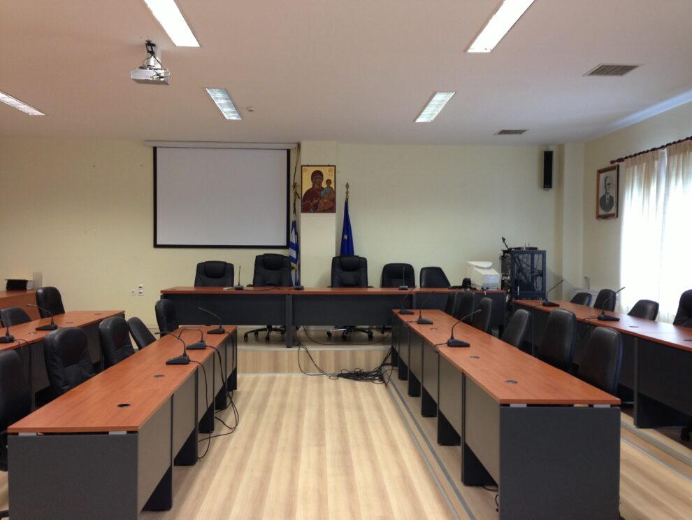Δήμος Τριφυλίας– 9 ΚΑΤΑ, 7 ΥΠΕΡ τροποποίησης προϋπολογισμού & τεχνικού προγράμματος