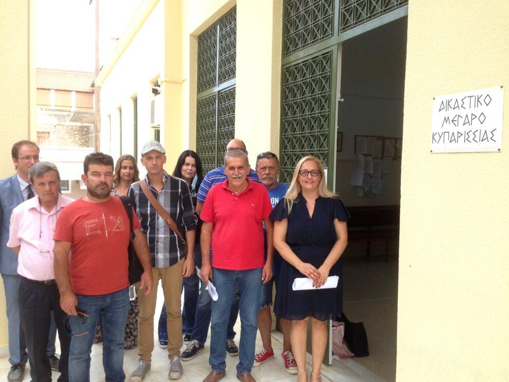 ΔΕΥΑ Τριφυλίας: Δικαστικός αγώνας απολυμένου  ΑμεΑ για μονιμοποίηση