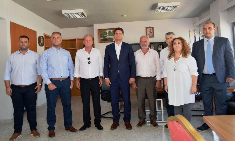 Συνεχίζει με τους ίδιους αντιδημάρχους ο Γ. Αθανασόπουλος το 2ο χρόνο της θητείας του