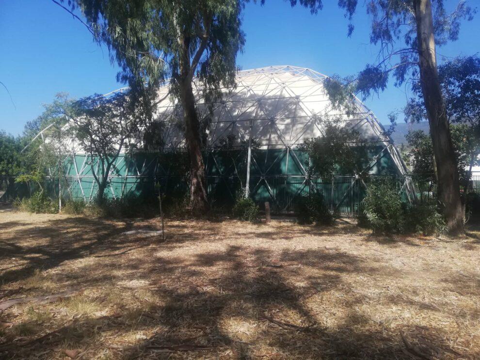 Παράπονα για «συγκέντρωση»  Ρομά στο παρκάκι της Τέντας