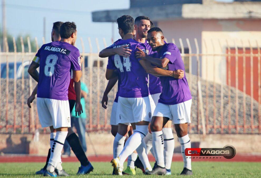 Football League: Πρεμιέρα με Σαντορίνη στο γήπεδο του Αιγάλεω η Καλαμάτα