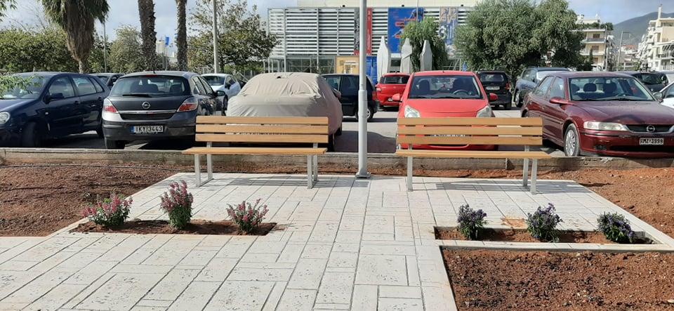 Καλαμάτα: Ολοκληρώθηκε το πρώτο πάρκο τσέπης, ακολουθούν τα επόμενα
