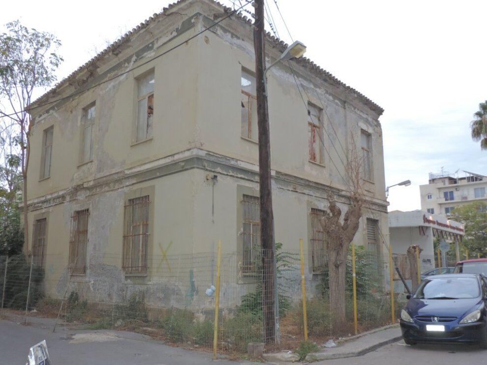 Αξιοποίηση διωρόφου κτηρίου πρώην ηλεκτρικής εταιρείας από το Δήμο Καλαμάτας