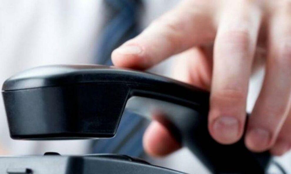 Απάτη και σε σταθερά  τηλέφωνα της Καλαμάτας