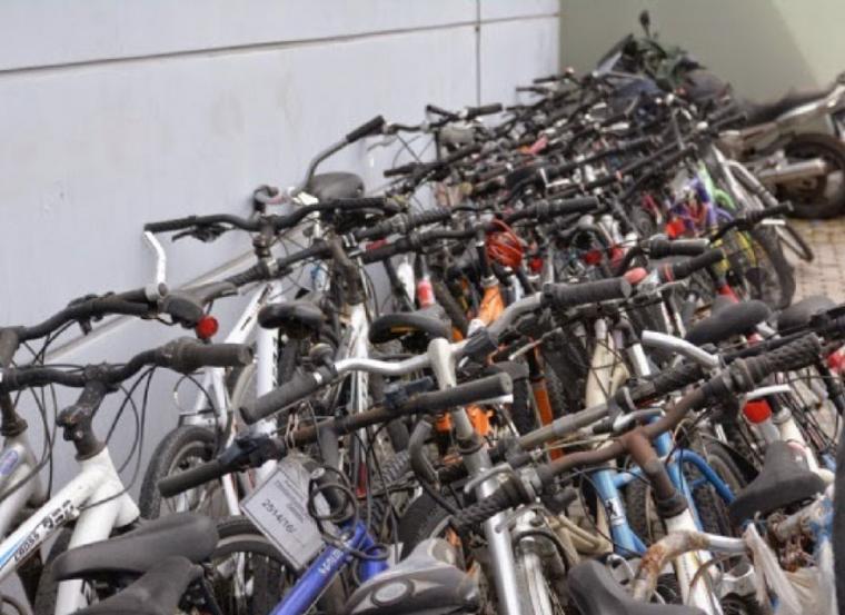 Ασφάλεια Καλαμάτας: Βρες το χαμένο ή κλεμμένο ποδήλατό σου στην Αστυνομία
