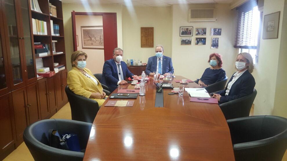 Συνεργασία Μανιατακείου Ιδρύματος με Δήμο Πύλου-Νέστορος για το Κάστρο της Κορώνης
