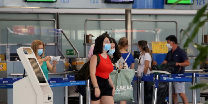 Νέες αεροπορικές οδηγίες έως 12 Οκτωβρίου- Ποιες χώρες αποκλείει η Ελλάδα