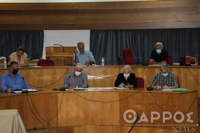 Κορωνοϊός και Δημοτικό Συμβούλιο Καλαμάτας